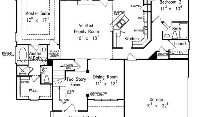 Stairs Floor Plans Pinterest