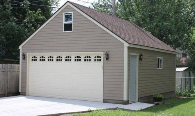 Stand Alone Garages Dop Designs