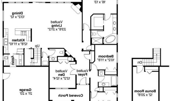 Standard Home Plans Associated Designs House