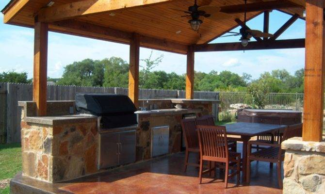 Standing Patio Cover Plans Beautiful Home