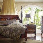 Stanley Furniture British Colonial Bedroom Set