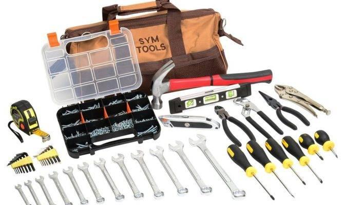 Starter Hand Tool Kit Household Craftsman Mechanics Screwdriver Set
