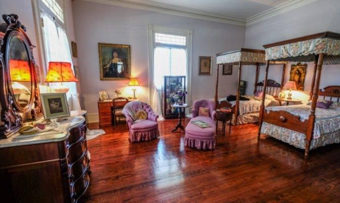 Staying Oak Alley Plantation Louisiana Blonde