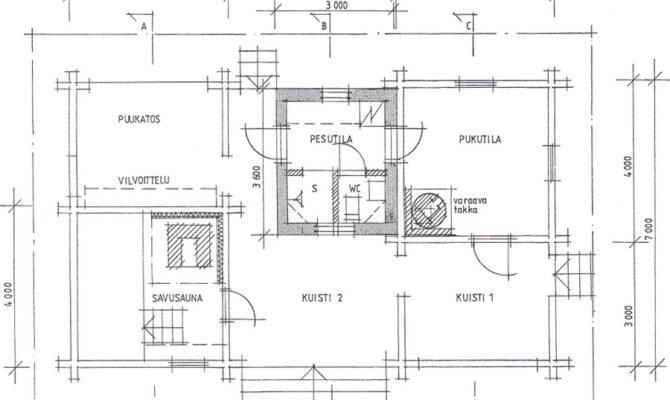 Steam Sauna Plans Oravasalmi Sivut Asp Tid