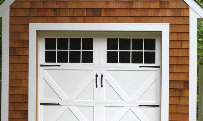 Steel Carriage House Garage Doors Door Long