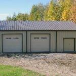 Steel Garage Kit Neiltortorella