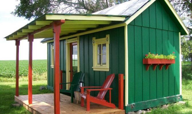 Stick Built Tiny House Articles Concept Farmhouse