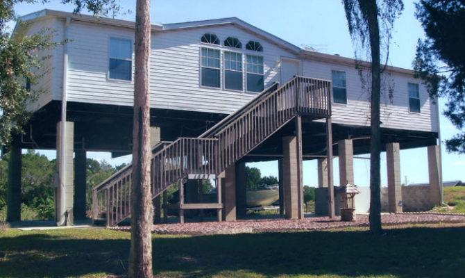 Stilt Home Floor Plans Unique House