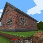 Stone Brick House Build Ideas Minecraft Design