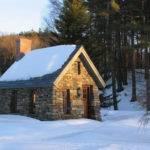 Stone Cabin Built Replica Thoreau