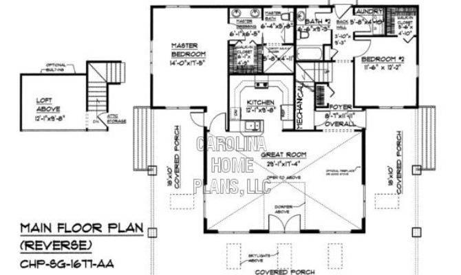 Stone Craftsman Bungalow House Plan Chp
