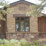 Stone Exterior Healthy Habitat Our Communities Custom Homes Land