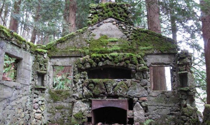 Stone House Insides