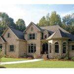 Stone House Plans Rustic