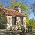 Stone Log Home Architecture Homes Pinterest