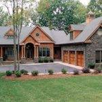 Stone Siding Cedar Shakes Blend Beautifully Together