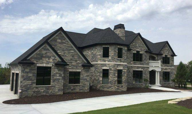 Stone Siding Options Your Home Table Rock Company