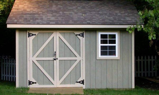Storage Shed Plans Learn Build