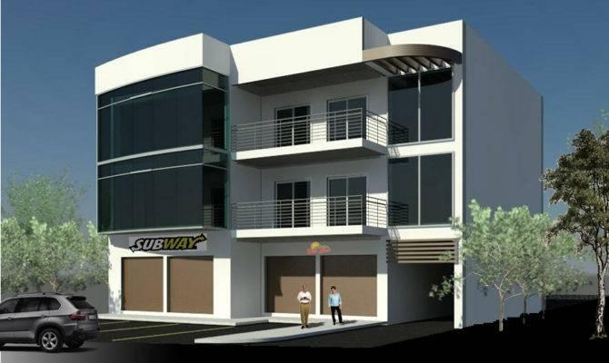 Storey Commercial Building Joy Studio Design Best