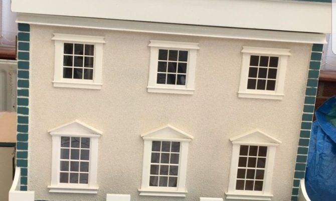 Storey Dolls House Detachable Basement Box