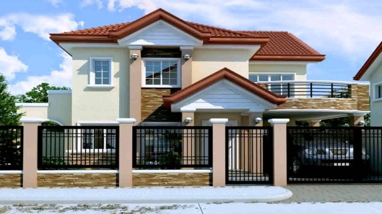 Storey House Design Floor Plan Philippines - Home Plans ...