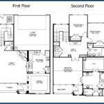 Storey House Floor Plans Diions Home Deco