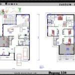 Storey House Plans Design Bedroom Cinema Real Estate Investment