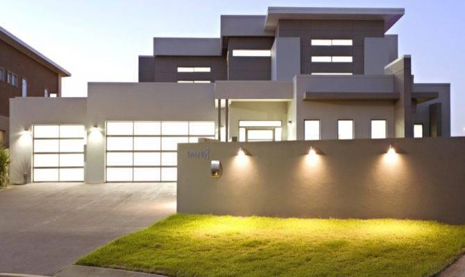 Storey Modern House Designs Floor Plans Tips