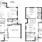 Storey Modern House Designs Floor Plans