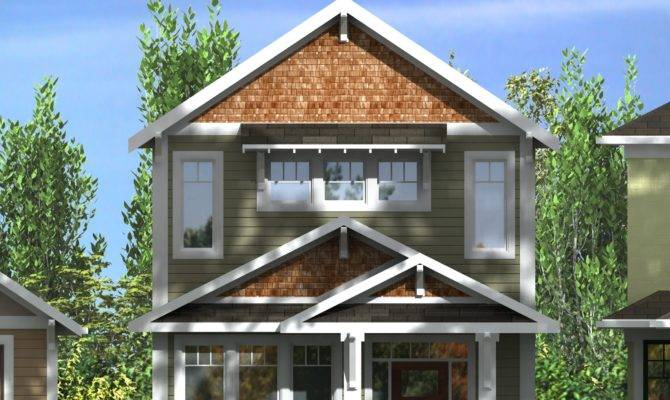 Storey Narrow Lot Home Plans Youtube Clipgoo