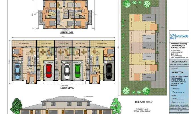 Storey Townhouse Designs Joy Studio Design Best Building