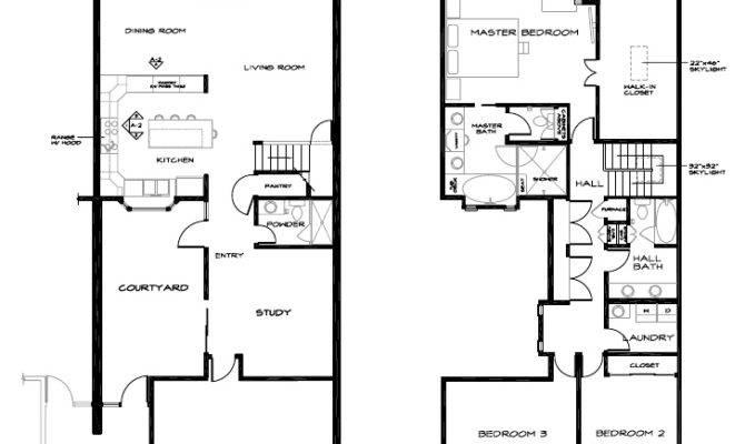 Storey Townhouse Designs Joy Studio Design