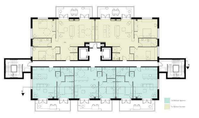 Story Apartment Building Plans Joy Studio Design Best