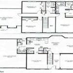 Story Bedroom House Plans Bungalow Floor