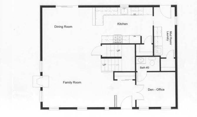 Story Colonial Floor Plans Monmouth County Ocean