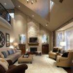 Story Fireplace Dream Homes Pinterest