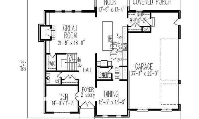 Story French Country Brick House Floor Plans Bedroom Home Designs