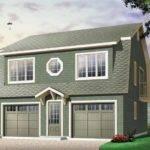 Story Garage Apartment Plans