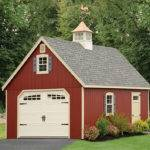 Story Garden Shed Wood Tex Products