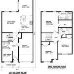 Story Half House Plans Escortsea