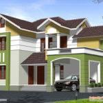 Story Home Design Kerala Floor