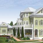Story Home Plans Three Designs Homeplans