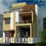 Story House Plan Design Feet
