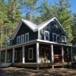 Story House Plans Wrap Around Porch Home