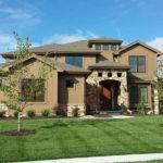 Story Mediterranean House Plan Scottsdale