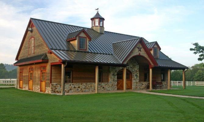 Story Pole Barn House Joy Studio Design Best