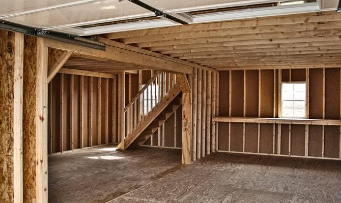 Story Prefab Garage Horizon Structures