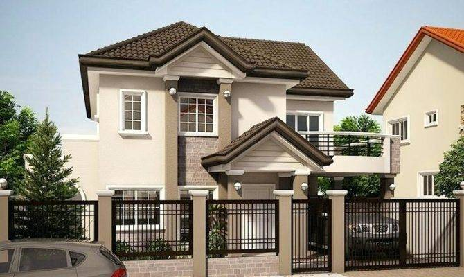Story Townhouse Designs Well Suited Design Single