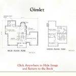 Storybook Homes Gimlet Floor Plan Cottage Plans Pinterest