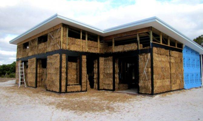 Straw Bale Home Designs